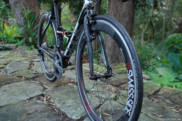Aero Carbon Fibre Racing Wheels