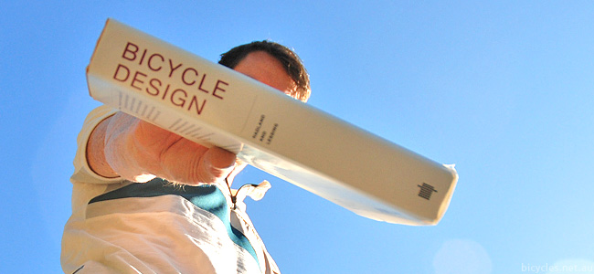Bicycle Design Book Review