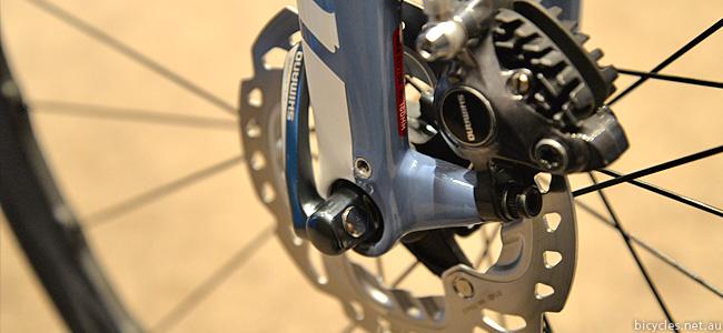 Disc Brakes Road UCI Pro Tour