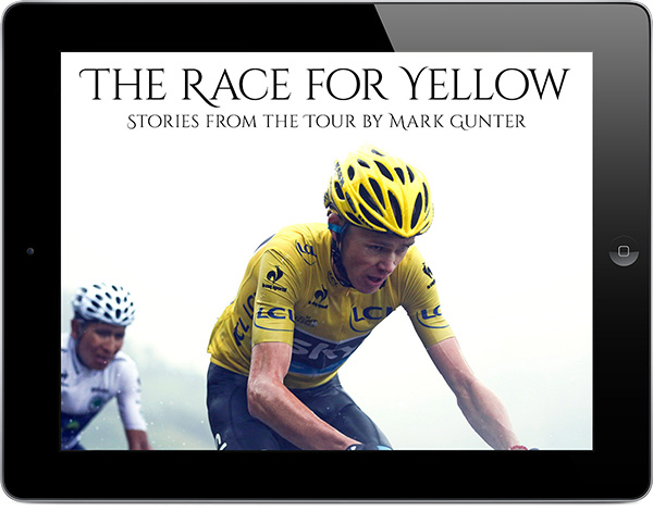 Race for Yellow Tour de France