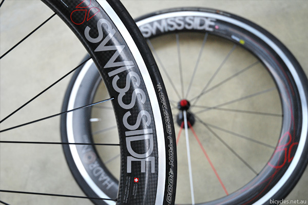 Swiss Side Best Value Aero Wheelset