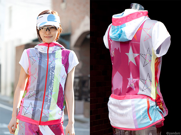 Womens Fashion Cycling Wear