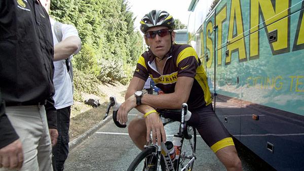 Armstrong Astana Doping