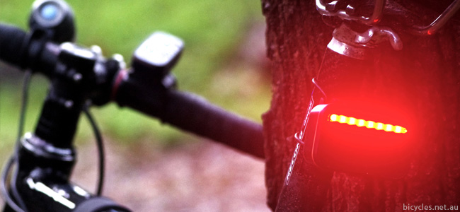 Backtracker Bike Radar