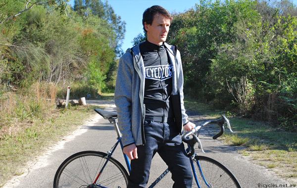 Cycology premium hoodie