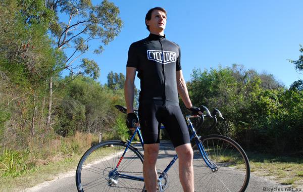 Cycology premium cycling jersey