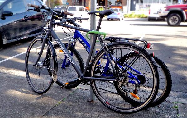 Lock Kids Bike