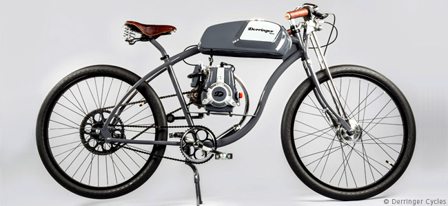 Petrol Powered Bicycle Australia