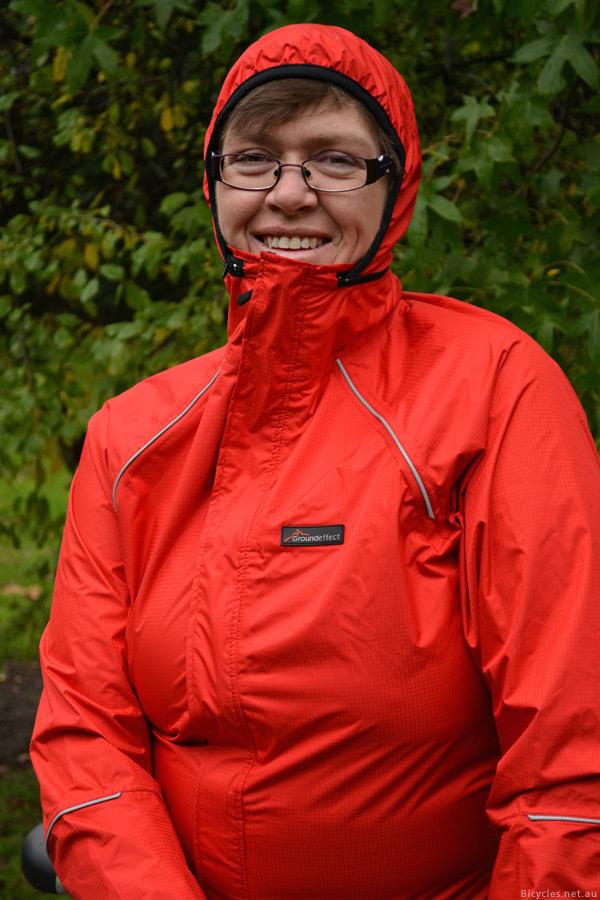 Rain Protection Cycling Jacket