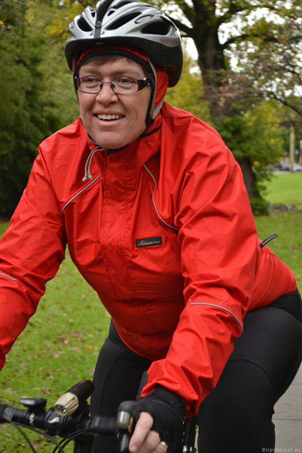 Womens She Shell Cycling Jacket