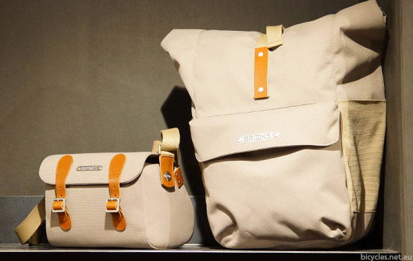 Brookes Classic Vintage Bags