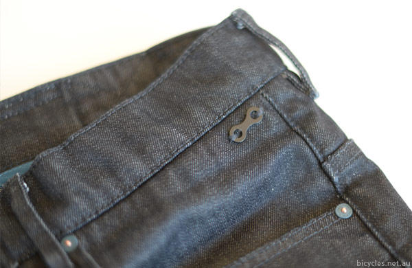Chain Link Jeans