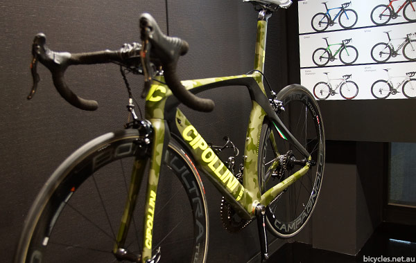 Cipollini Camouflage Road Bike