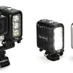 knog qudos gopro camera light
