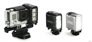 knog qudos gopro camera light
