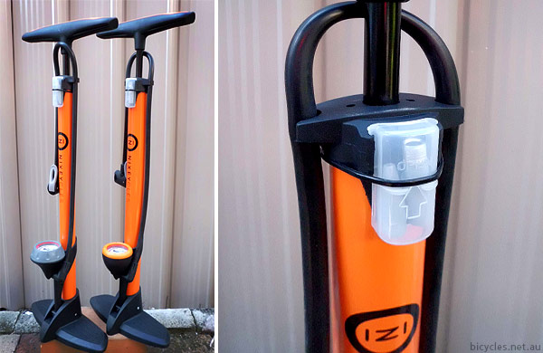 Nixe Cycles Bike Pump