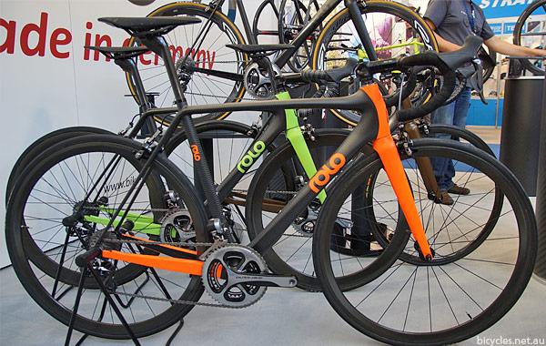Rolo Carbon Fiber Roadbikes