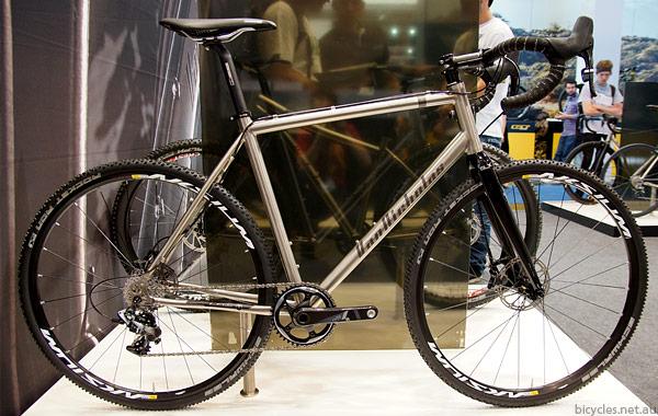 Van Nicholas Titanium Cyclocross