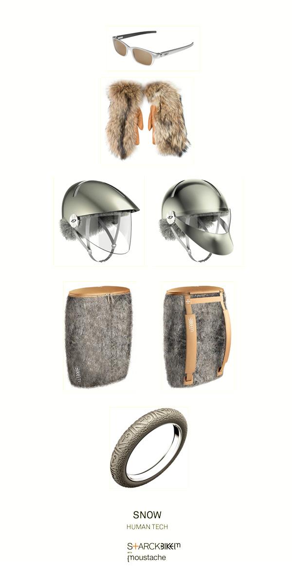 Philippe Stark MASS Range Accessories