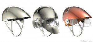 Philippe Starke Helmet Design MASS
