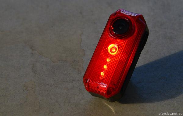 Cycliq Fly6 Light Modes