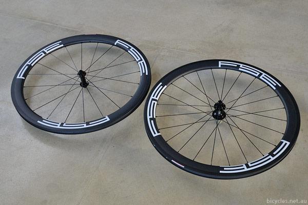 Farsport FSC500 CM 23 Carbon Fiber Wheelset