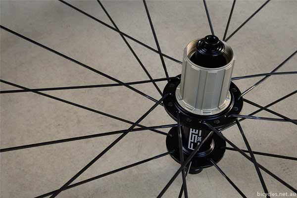 Farsport Wheelset Freehub