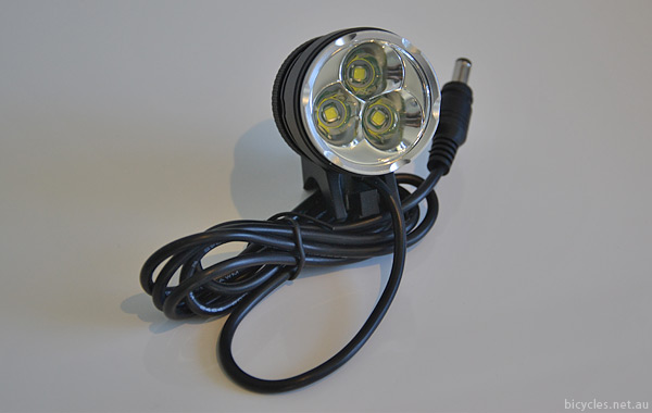 High Powered MTB Light