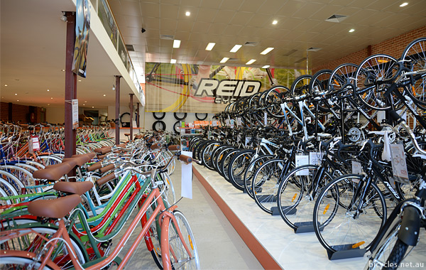 Reid Cycles Bike Shop Sydney