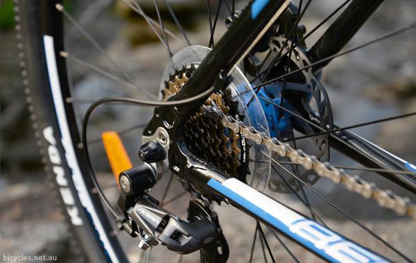 Shimano Acera Gears
