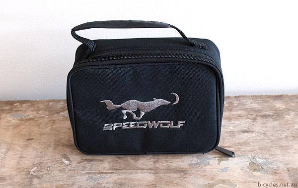 Speedwolf in the box