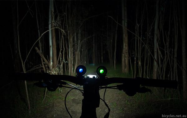 Speedwolf Low Power Lights