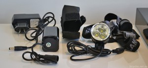 Tinydeal Cree Bike Light