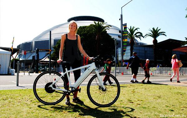 Bike Show Girls