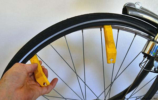 Tire Lever Remove Tire