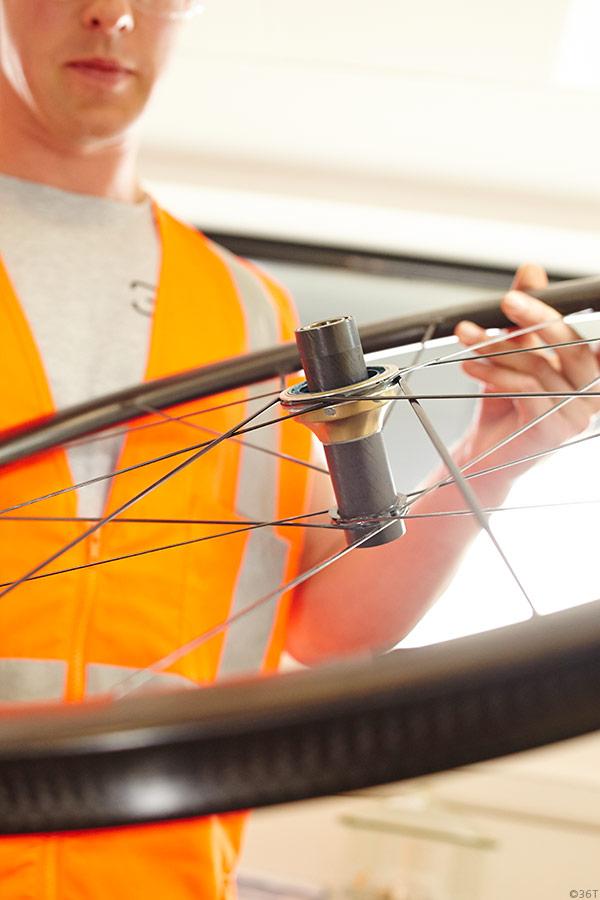 36T Australian Designed Wheelset