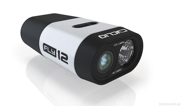Cycliq Fly12 Kickstarter Camera