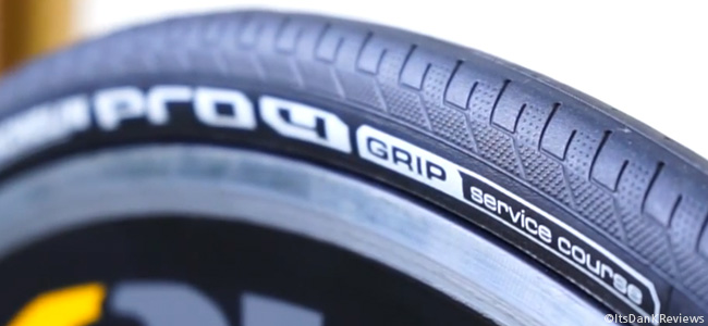 Michelin Pro 4 Service Course Grip Tyre Review