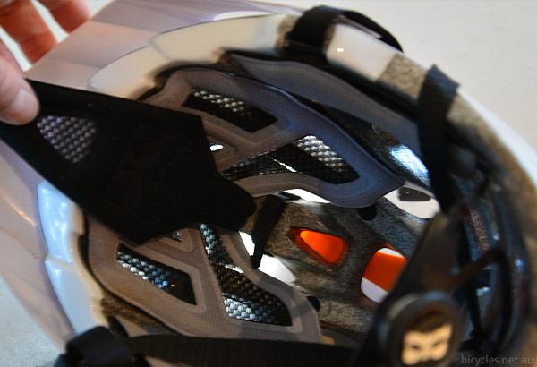 Velcro mounting TWC pilot light