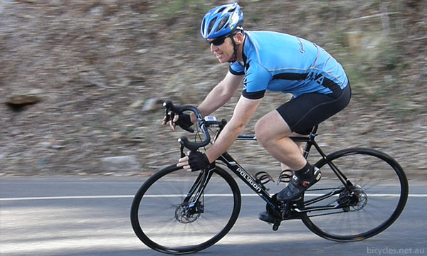 Bicycles Network Australia Bike Review