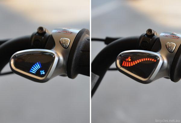 Nuvinci Harmony Ebike Motor