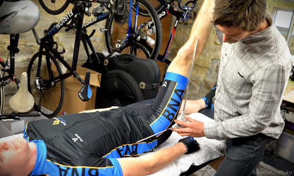 Bike Fit Stretch Flexibility