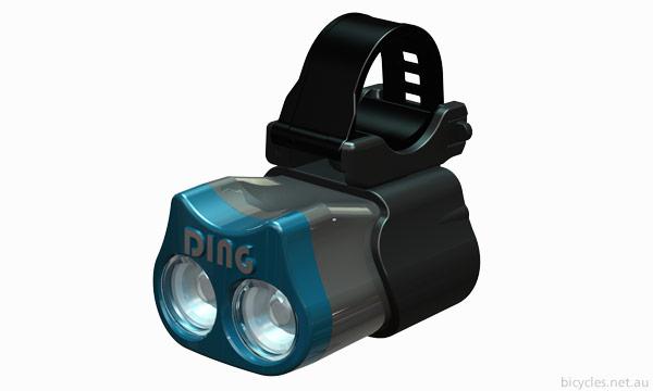 DING CAD Bike Design Rendering