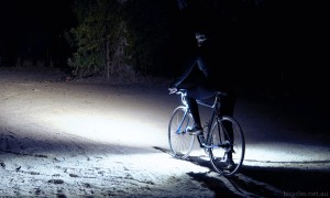 Ding Kickstarter Bike Light