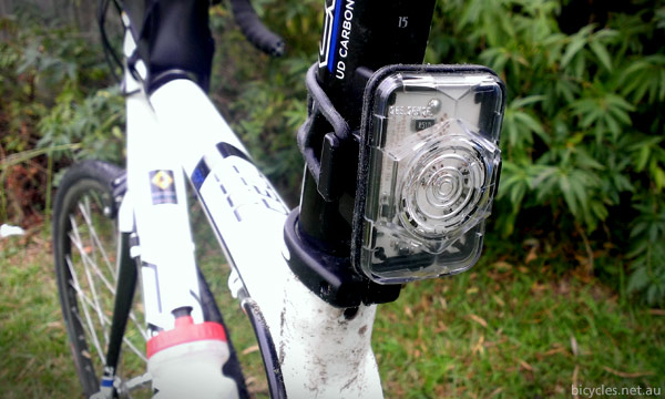 Seesense rear bike light
