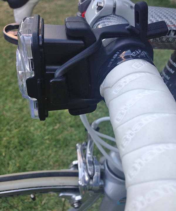 Smart Bike Light Mount