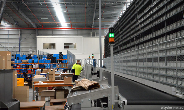 Shimano Australia Warehouse