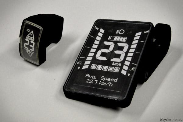brose display unit BMZ batteries
