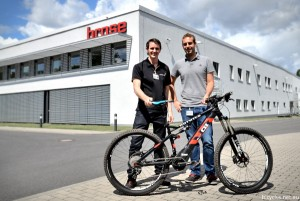 Christopher Jones brose ebike Berlin