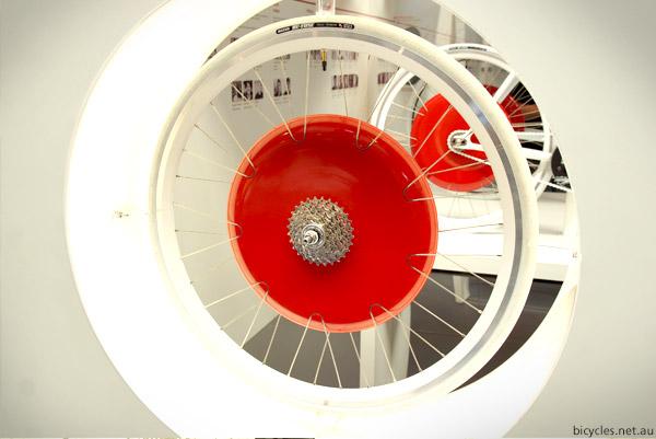 Copenhagen ebike Wheel